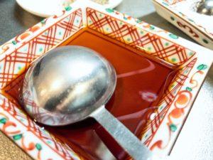 炒飯の味付け 醤油