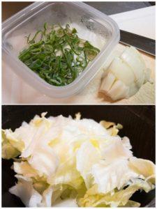 炒飯は具材同士が似ていたら、変わったキャスティングで攻めてみます