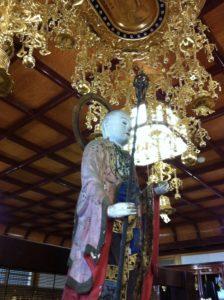 蚶満寺(かんまんじ) 仏像